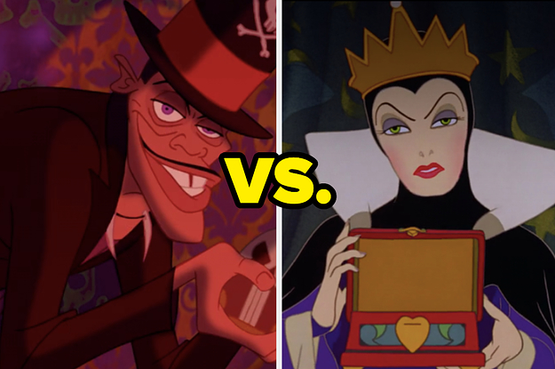 """I Ranked 33 Disney Villains From """"A Toddler Could Beat You In A Fight"""" To """"This Is A Job For The Avengers"""""""