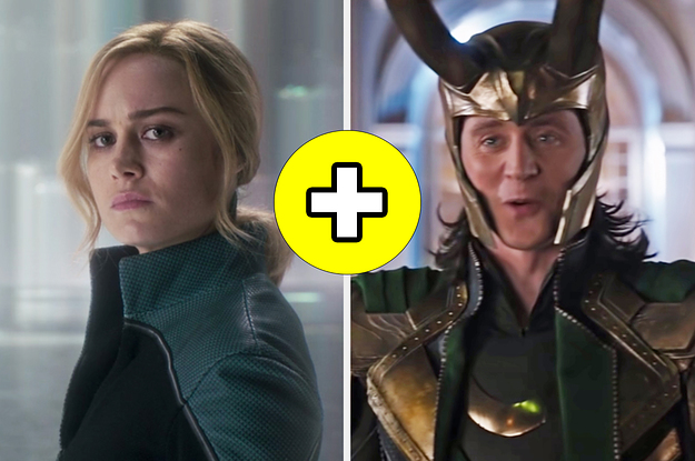 Everyone Is 50% Marvel Hero And 50% Marvel Villain — Here's Your Combo