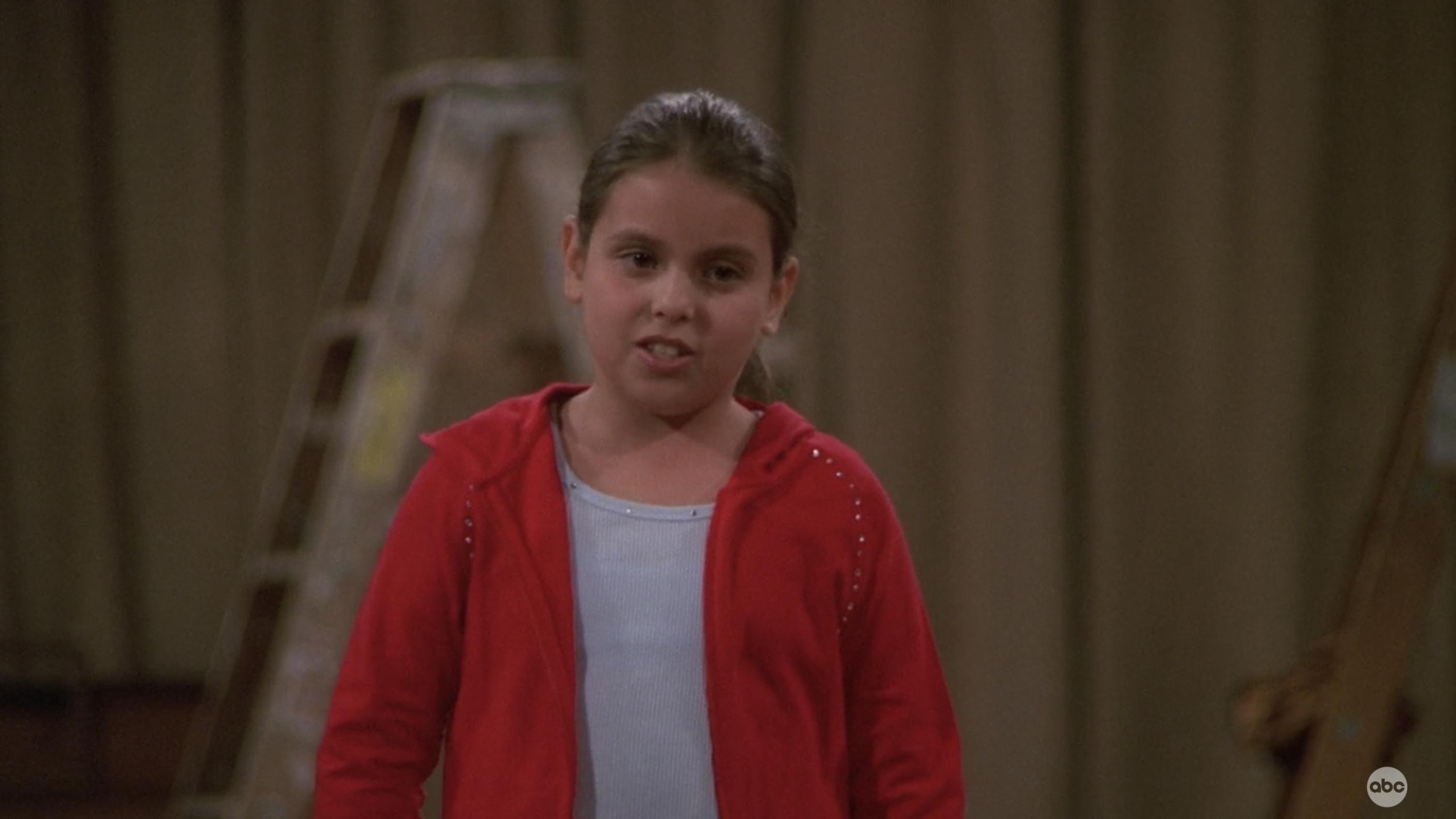 "Beanie as Beanie in ""My Wife and Kids"""