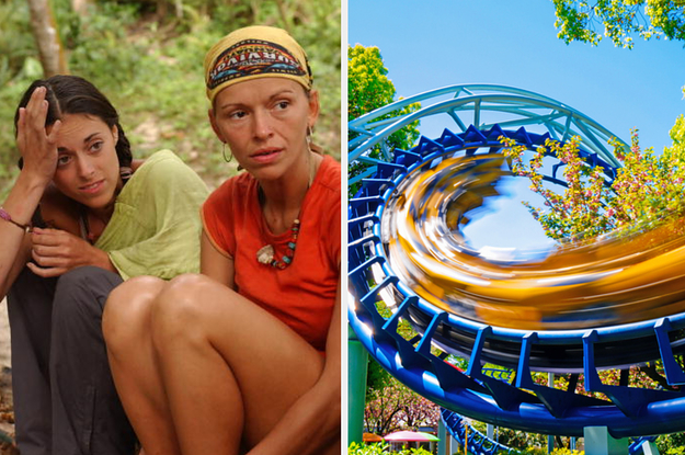 Design A Theme Park And We'll Reveal Which Reality Show You're Destined To Win