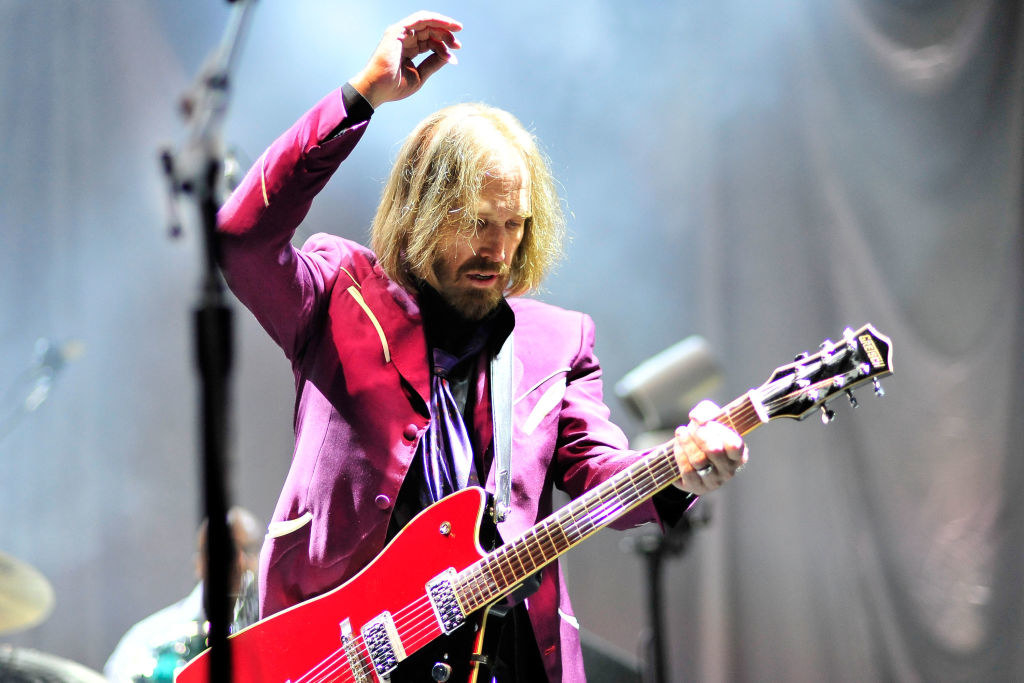 Tom Petty in concert