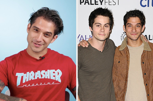 """Tyler Posey Talked About Meeting Dylan O'Brien For The First Time At The """"Teen Wolf"""" Audition: """"We Really Hit It Off"""""""