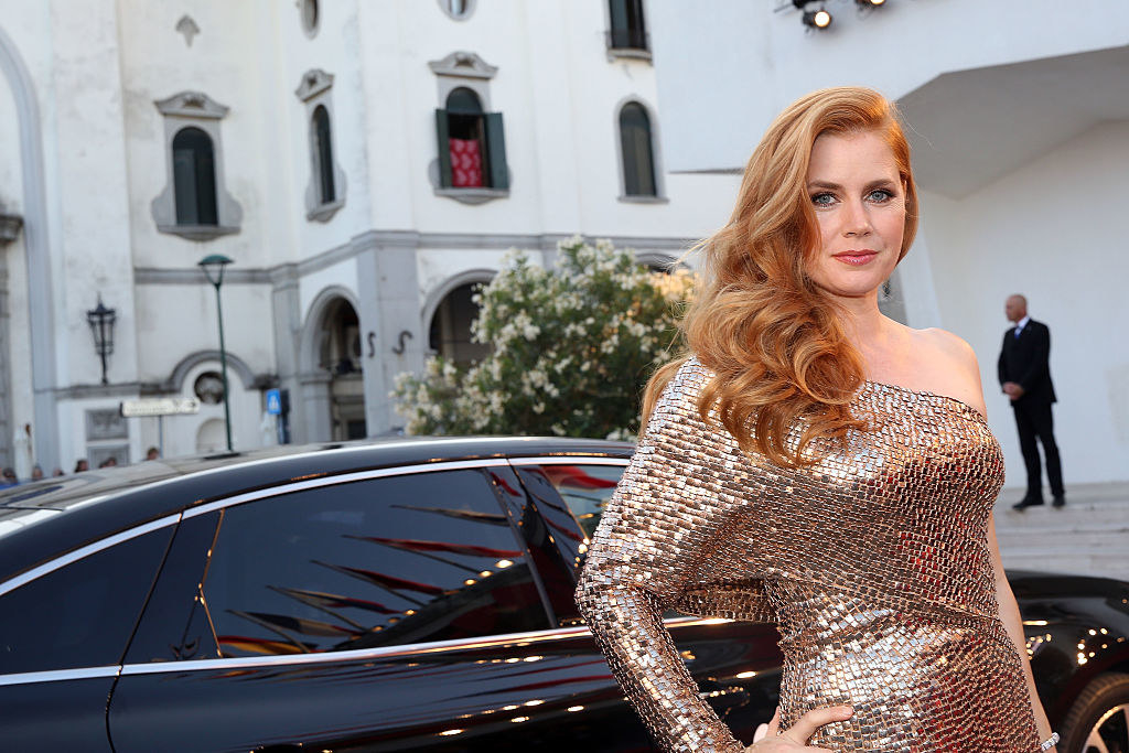 Amy Adams attends the premiere of 'Nocturnal Animals' during the 73rd Venice Film Festival