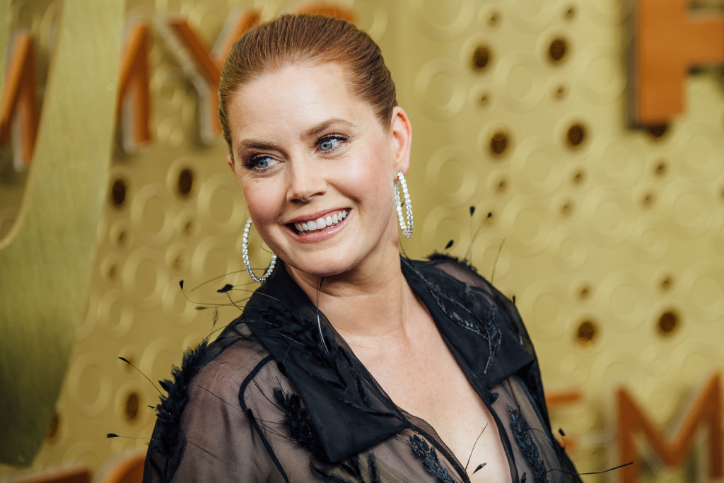 Amy Adams arrives at the 71st Emmy Awards at Microsoft Theater