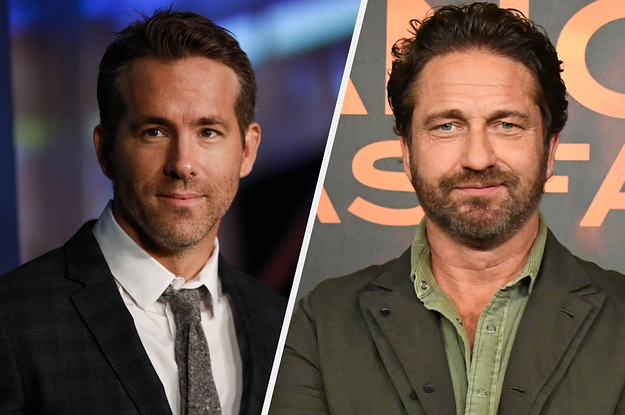 Ryan Reynolds Had A Perfect Response To Gerard Butler's Shady Comment About His Movies