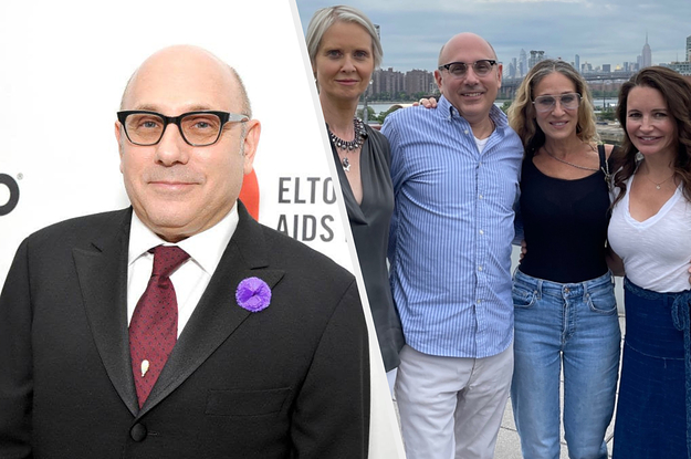 """Actor Willie Garson Of """"Sex And The City"""" Has Died At 57"""