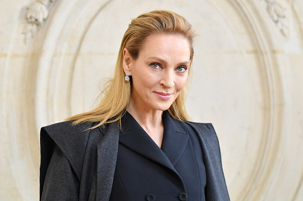 Uma Thurman Wrote A Powerful Essay About Getting An Abortion As A Teenager That You Need To Read