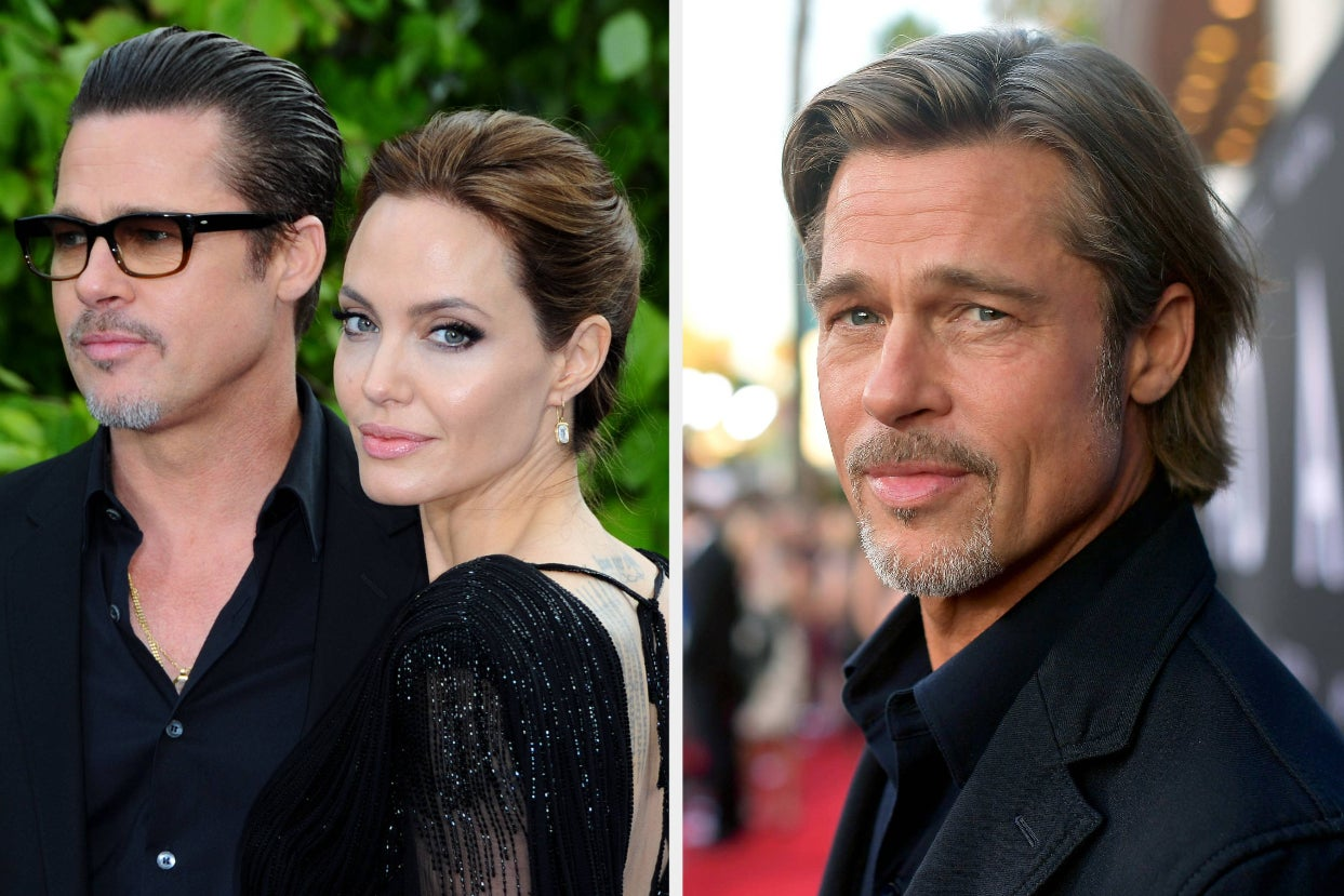 """Angelina Jolie And Brad Pitt Are Feuding Over Their Shared $164 Million Estate Amid Their Messy Custody Battle Weeks After She Revealed She's Felt Broken """"For The Last Decade"""" And Traumatized After Their Divorce"""