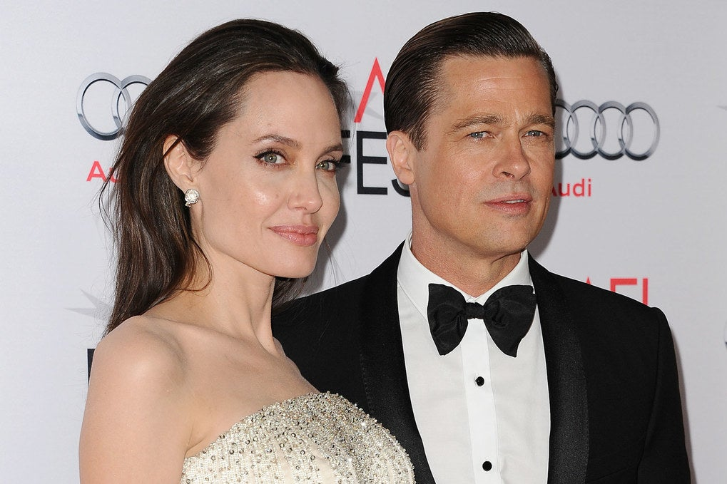 """Angelina Jolie And Brad Pitt Are Fighting Over The $164 Million Estate They Got Married In Amid Their Messy Custody Battle Weeks After She Opened Up About Being Afraid For Her """"Children's Safety"""" During Their Marriage"""