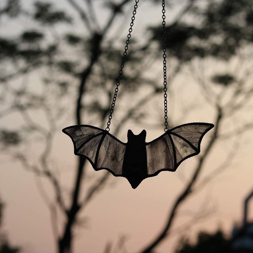bat shaped suncatcher