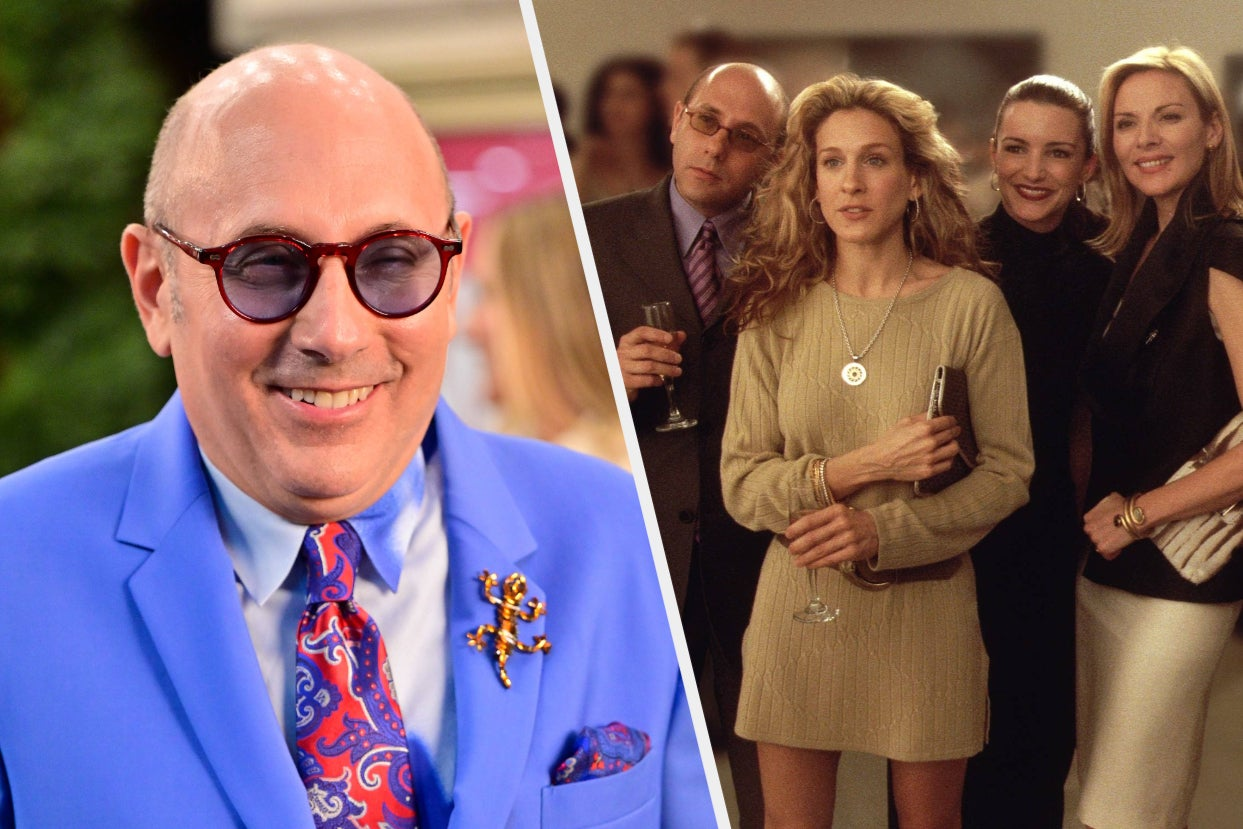 """""""Sex And The City"""" Creators And Stars Remeber Willie Garson's """"Light"""" In Moving Tributes Following His Sudden Death"""