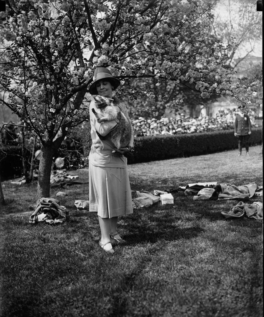 Rebecca and Grace Coolidge