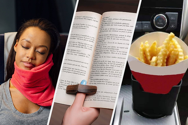 21 Brilliant Things That I Promise Will Make Your Daily Commute Less Of A Chore