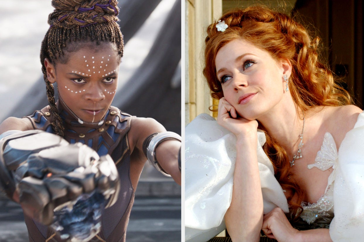 Forget Belle And Ariel, Which Live-Action Princess Are You?