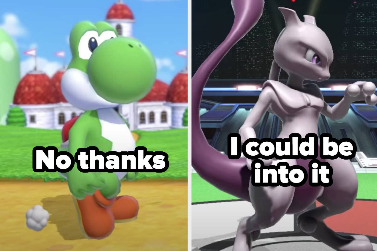 I'm Sorry, But I Feel It Is My Civic Duty To Rank These Nintendo Characters On Sex Appeal