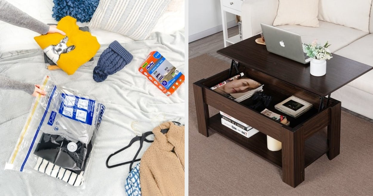 31 Useful Products From Walmart That'll Help You Declutter Your Home