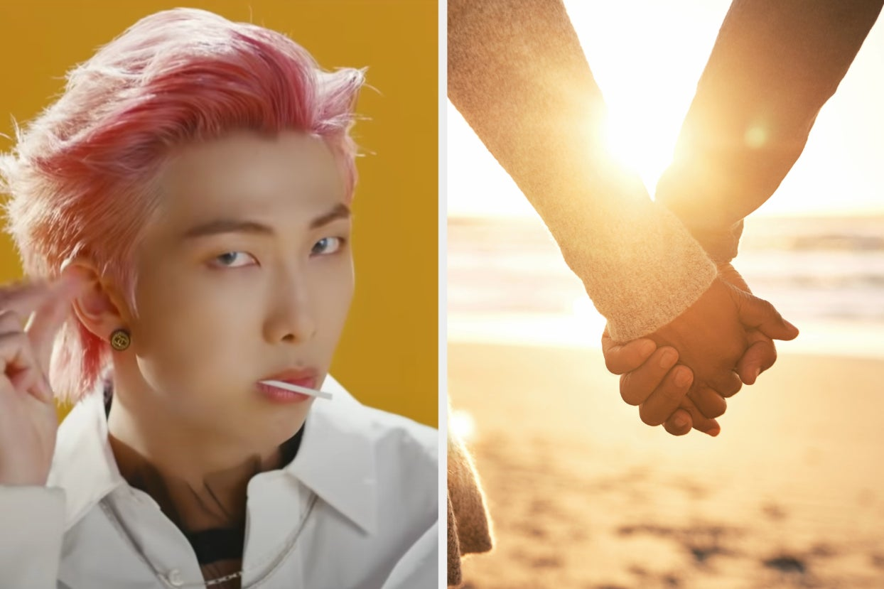 Plan A First Date And We'll Tell You Which BTS Member Is Your Soulmate