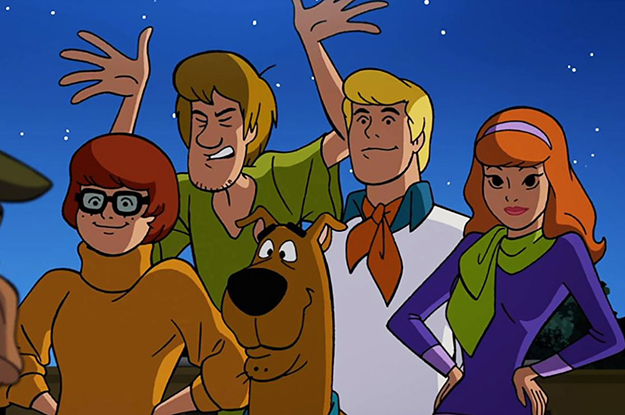"""Solve A Mystery To Find Out Which """"Scooby-Doo"""" Character You Are"""