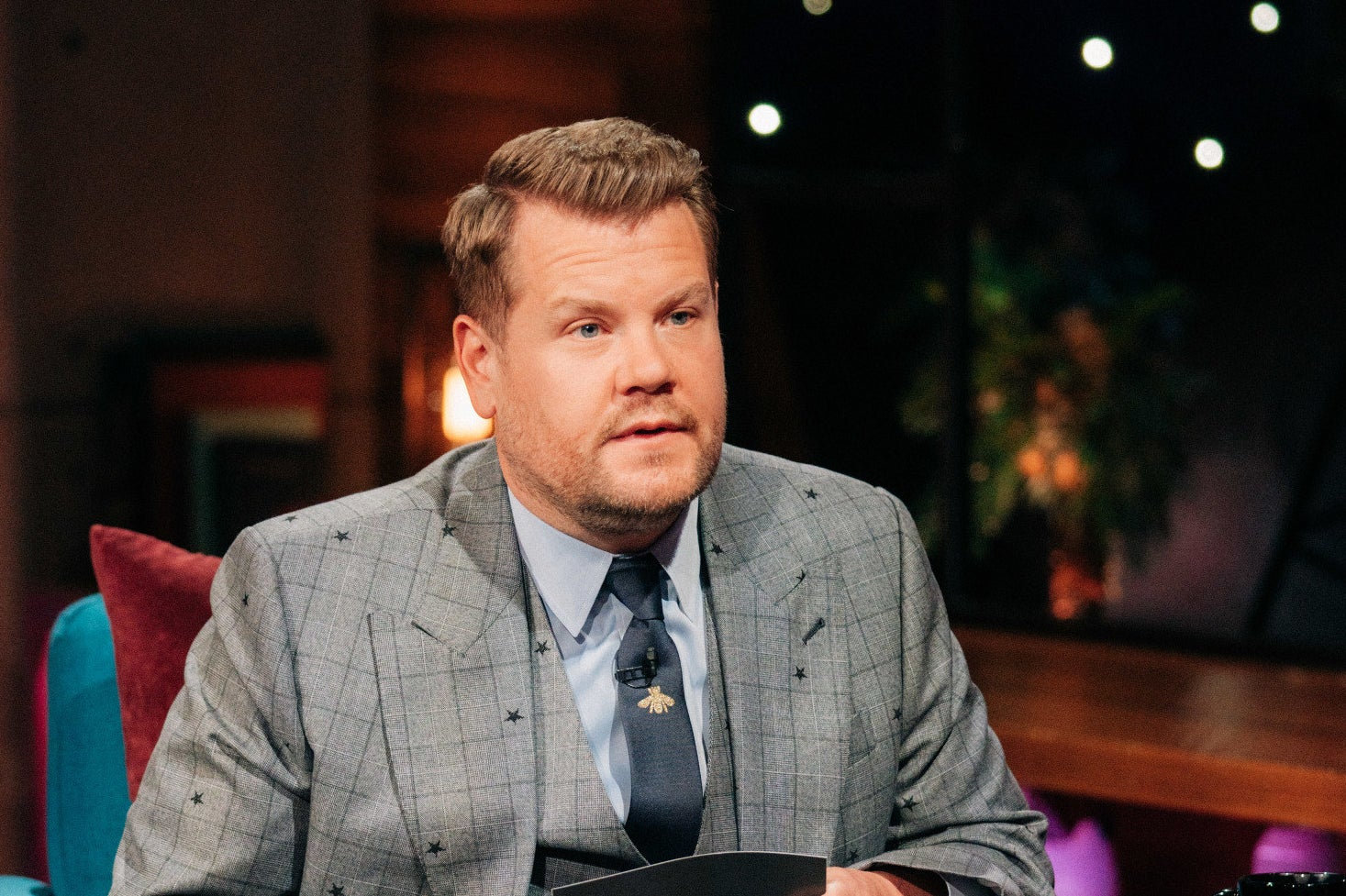 James Corden Is Getting Called Out For Making An Ageist Joke About BTS Fans And…Yikes
