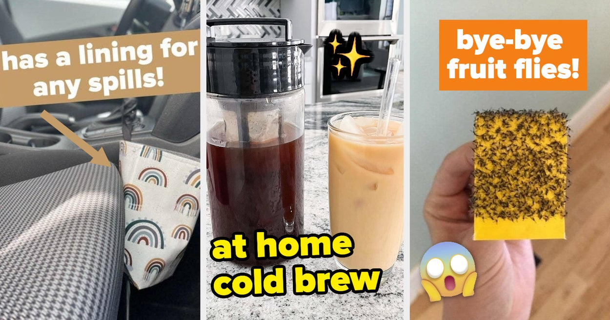 """46 Products That'll Have You Saying """"Wait, This Is Actually So Useful"""""""
