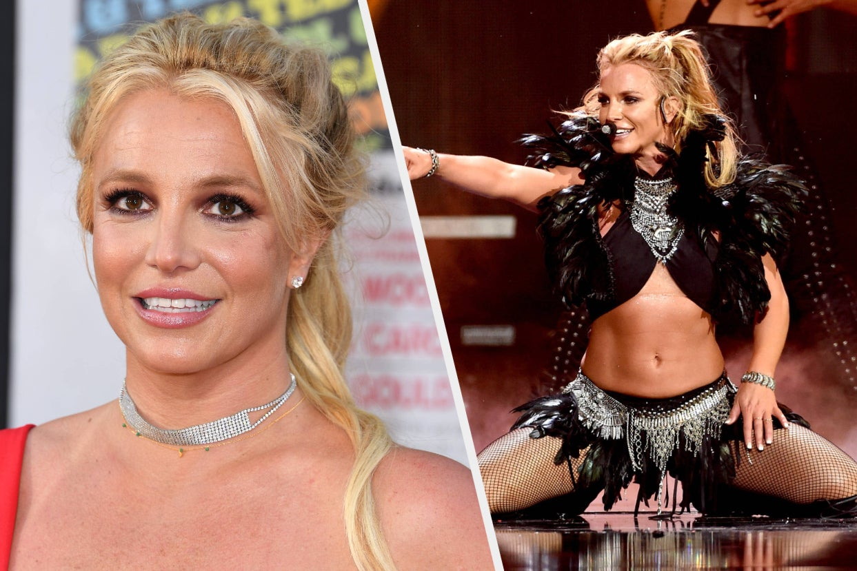 """Britney Spears Told A Lawyer She Wanted To End Her Conservatorship In A 2009 Voicemail Message Featured In The New Netflix Documentary """"Britney Vs. Spears"""""""