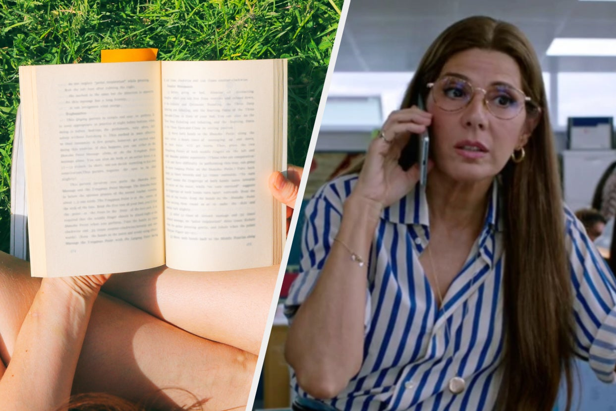 """Choose Some Book-Themed Items To Find Out Which """"Spider-Man: Far From Home"""" Character You Are"""