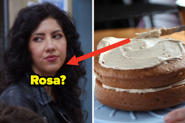"""We Can Reveal Which """"Brooklyn Nine-Nine"""" Character You Are Based On The Cake You Whip Up"""