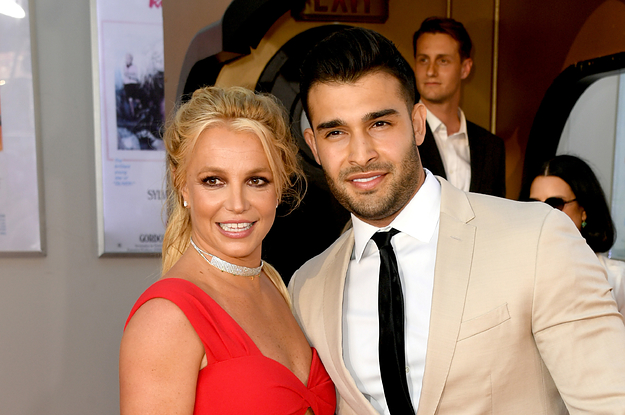 Britney Spears Wants Her Dad Out Of Her Conservatorship More Than Ever Now That She's Engaged