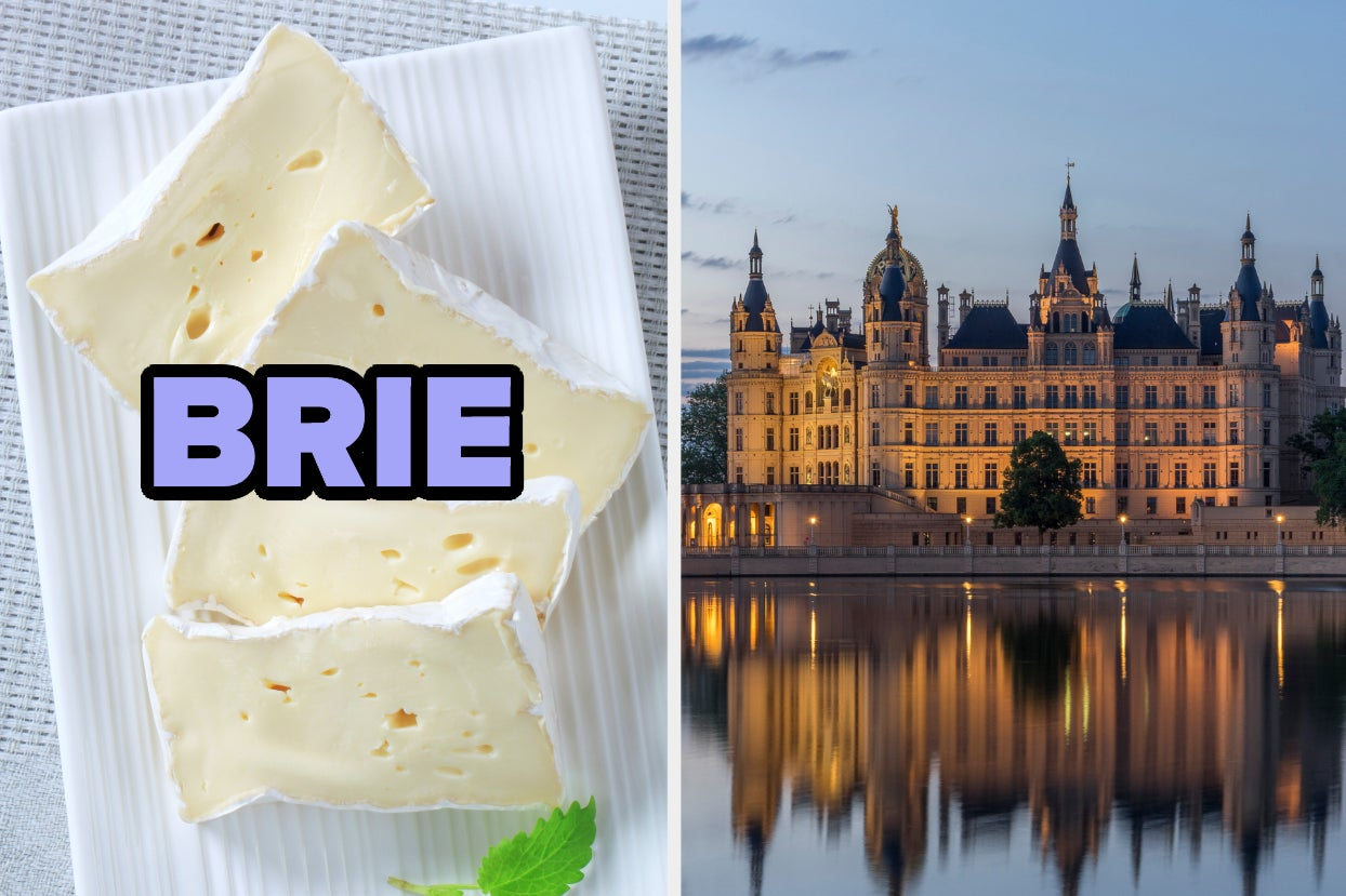 Ever Wondered What Type Of Cheese Youre Most Like? Just Design An Elaborate Castle To Find Out
