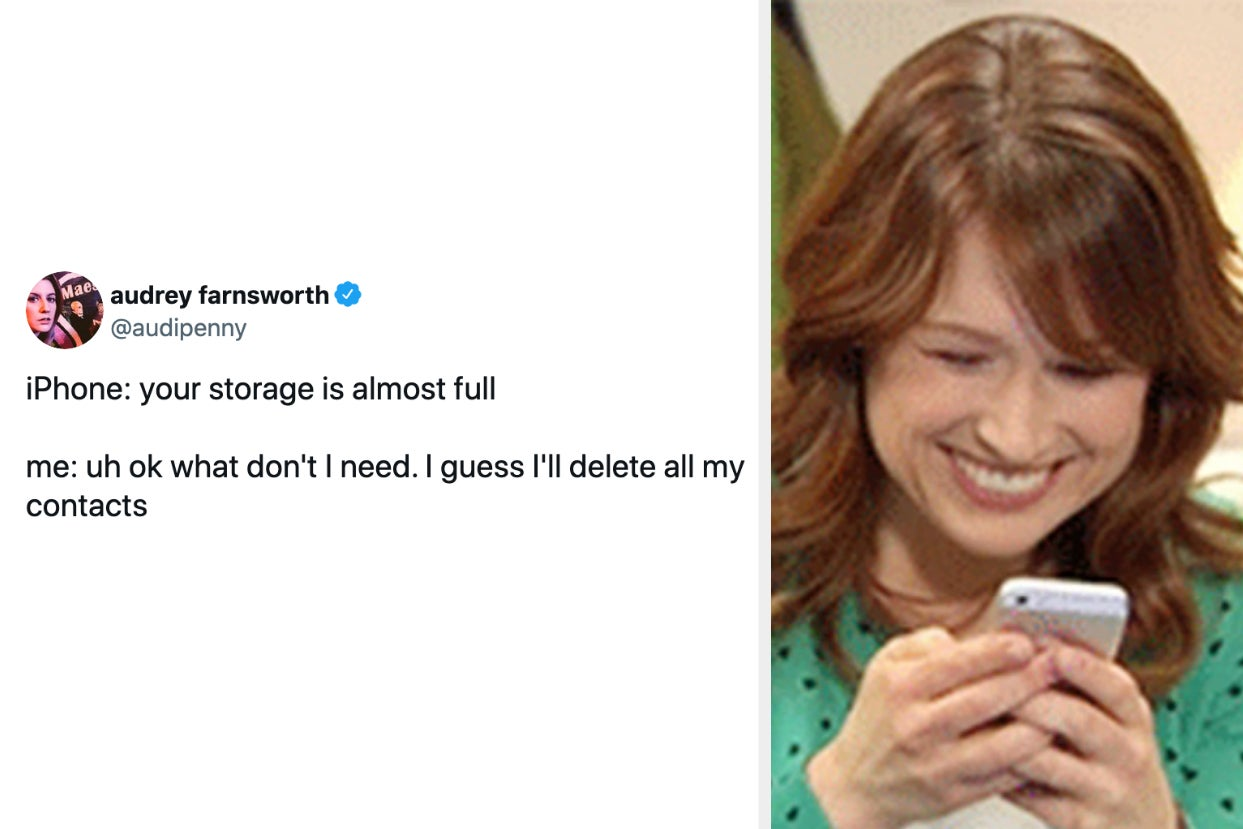 19 Tweets That Anyone With An iPhone Will Feel On A Deep Level