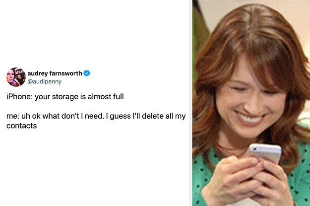 19 Hilariously Accurate Jokes About Having An iPhone