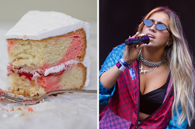 Make A Cake And We'll Tell You Which Popular New Artist You Are