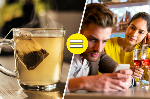 Your Tea Routine Will Reveal What Will Be Wrong On Your Next Date