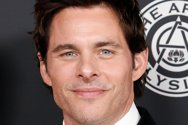 """James Marsden Was Brutally Honest About Playing A Disney Prince In The """"Enchanted"""" Sequel And How He's """"Never Felt Older"""""""