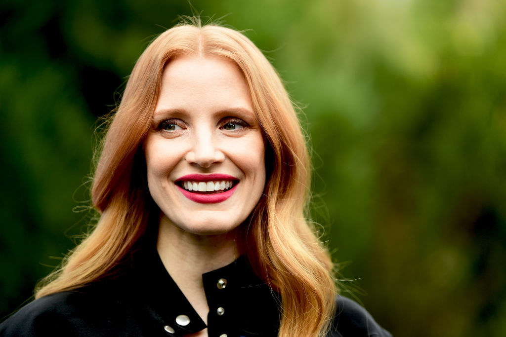 Jessica Chastain attends the Variety's Creative Impact Awards and 10 Directors to watch