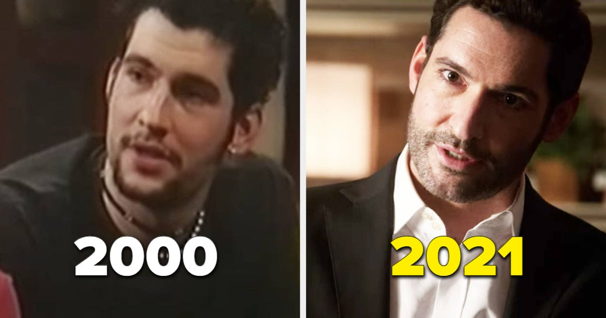 """Here's What The """"Lucifer"""" Cast Looked Like At The Beginning Of Their Careers Vs. Now"""