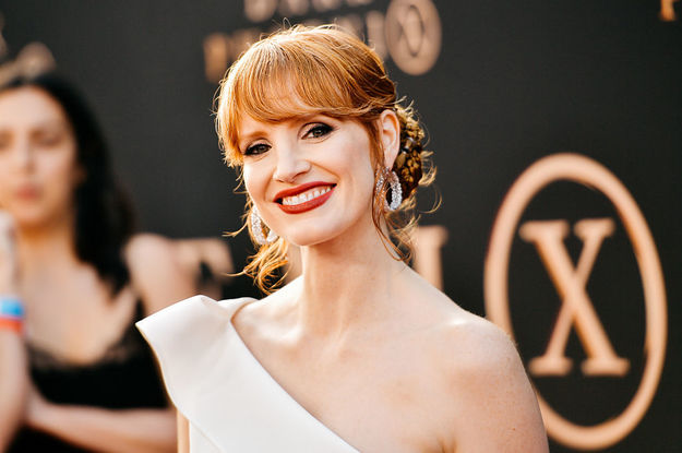 """Jessica Chastain Said She Didn't Remember Her Role In X-Men's """"Dark Phoenix"""" And I Don't Blame Her"""