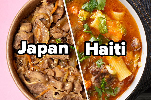Pick One Food From Each Of These Countries, And We'll Reveal What % Cultured You Are