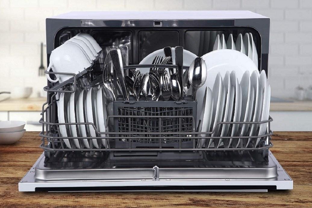Lavatrastes eléctrico automático