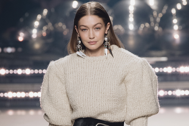 Gigi Hadid Says She'll Be Taking Photos With Fans A Little Differently Than Usual This Month