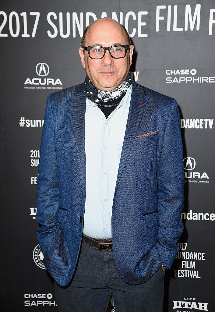 """Willie Garson attends the """"The Polka King"""" Premiere"""
