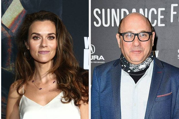 Hilarie Burton Shared A Photo Of A Tattoo She Got To Honor Willie Garson Before His Death