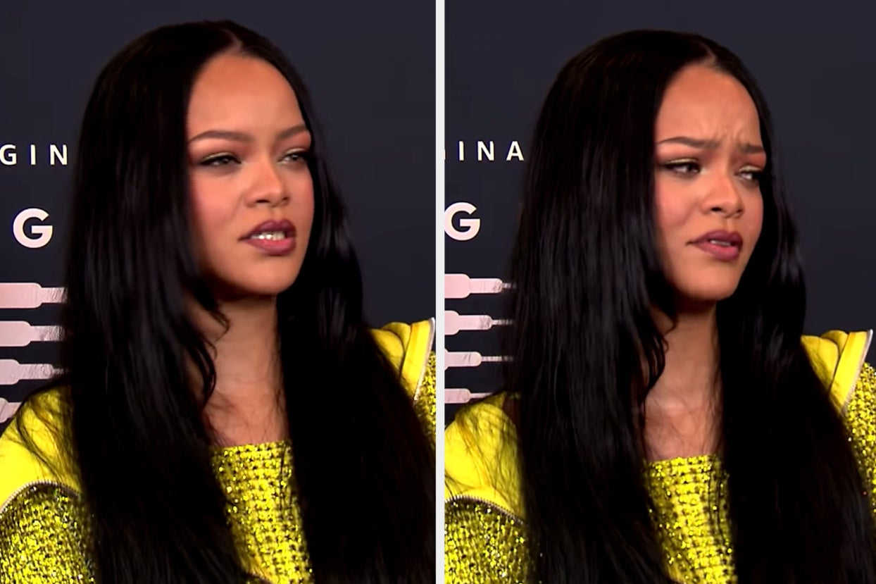 """Rihanna Responded To Questions About Becoming A Billionaire And Said It Felt """"Real Weird"""" To Be """"Congratulated For Money"""""""