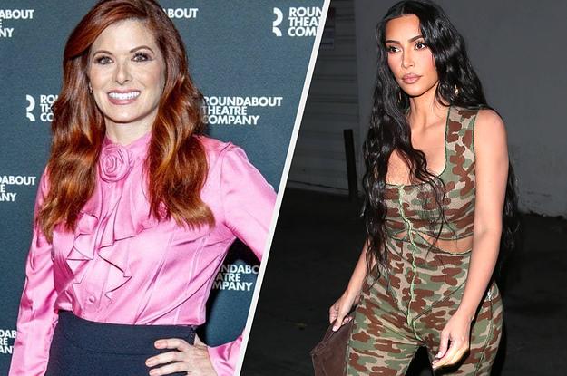 Debra Messing Called Out SNL For Asking Kim Kardashian To Host Next Season: Am I Missing Something?
