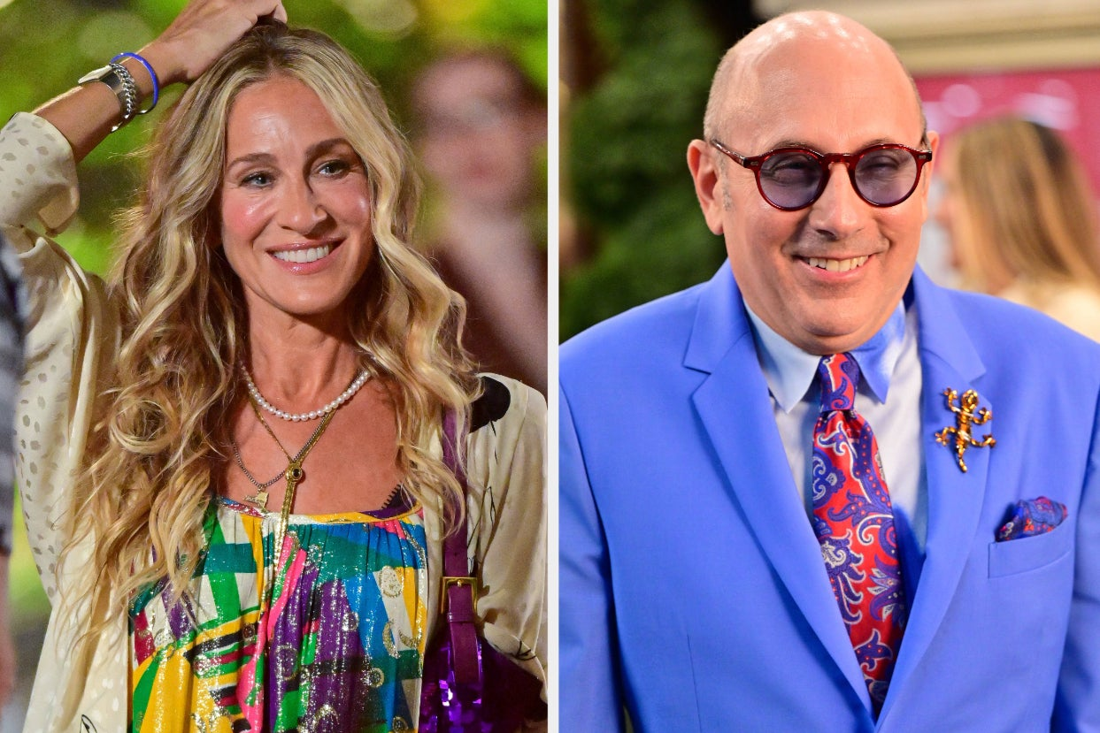 """Sarah Jessica Parker Said She's """"Not Ready"""" To Post About Willie Garson's Death After Multiple """"Sex And The City"""" Costars Shared Moving Instagram Tributes"""
