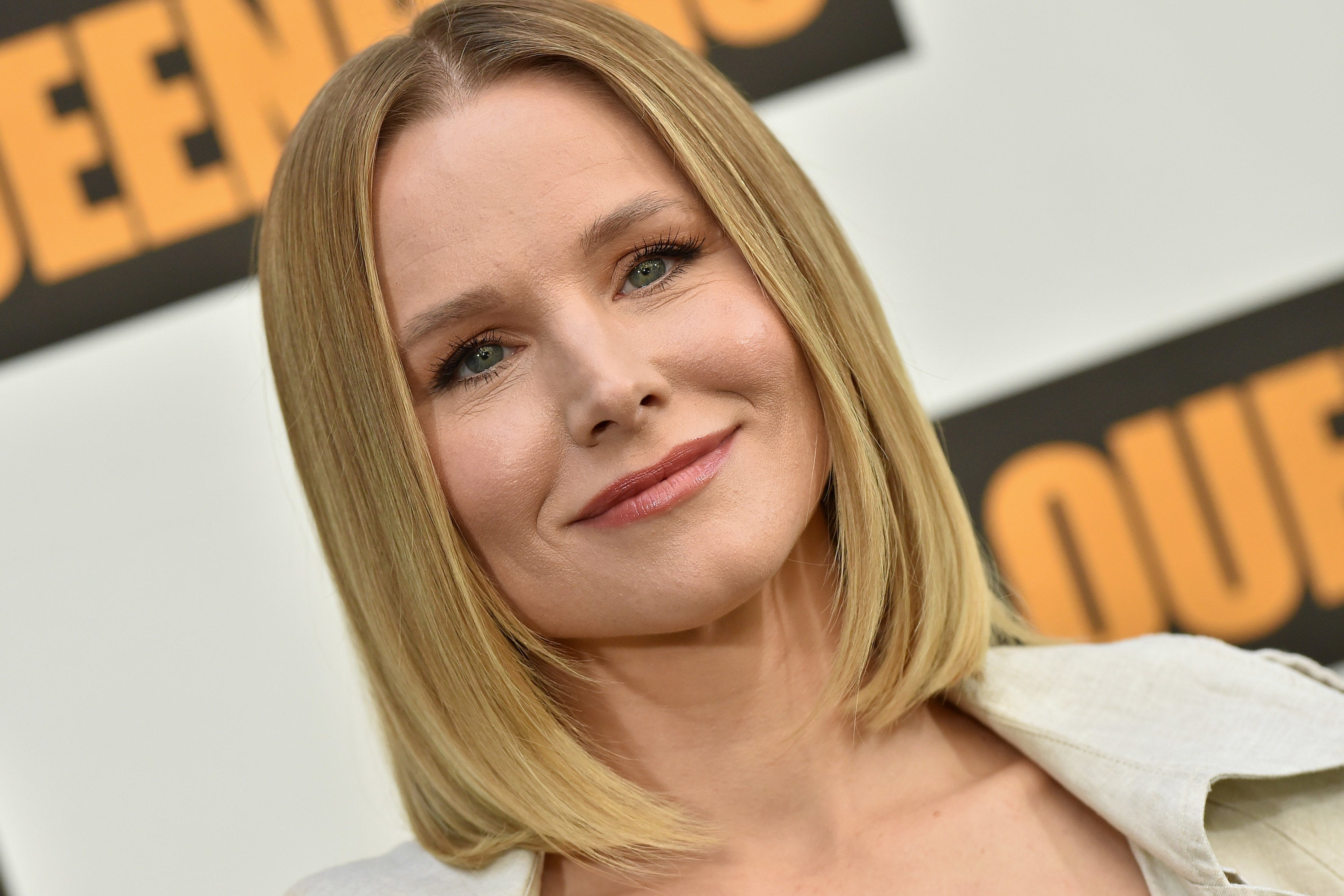 """Kristen Bell Talked About Raising """"Very Strong Women"""" And Told The Funniest Story About The Notes..."""