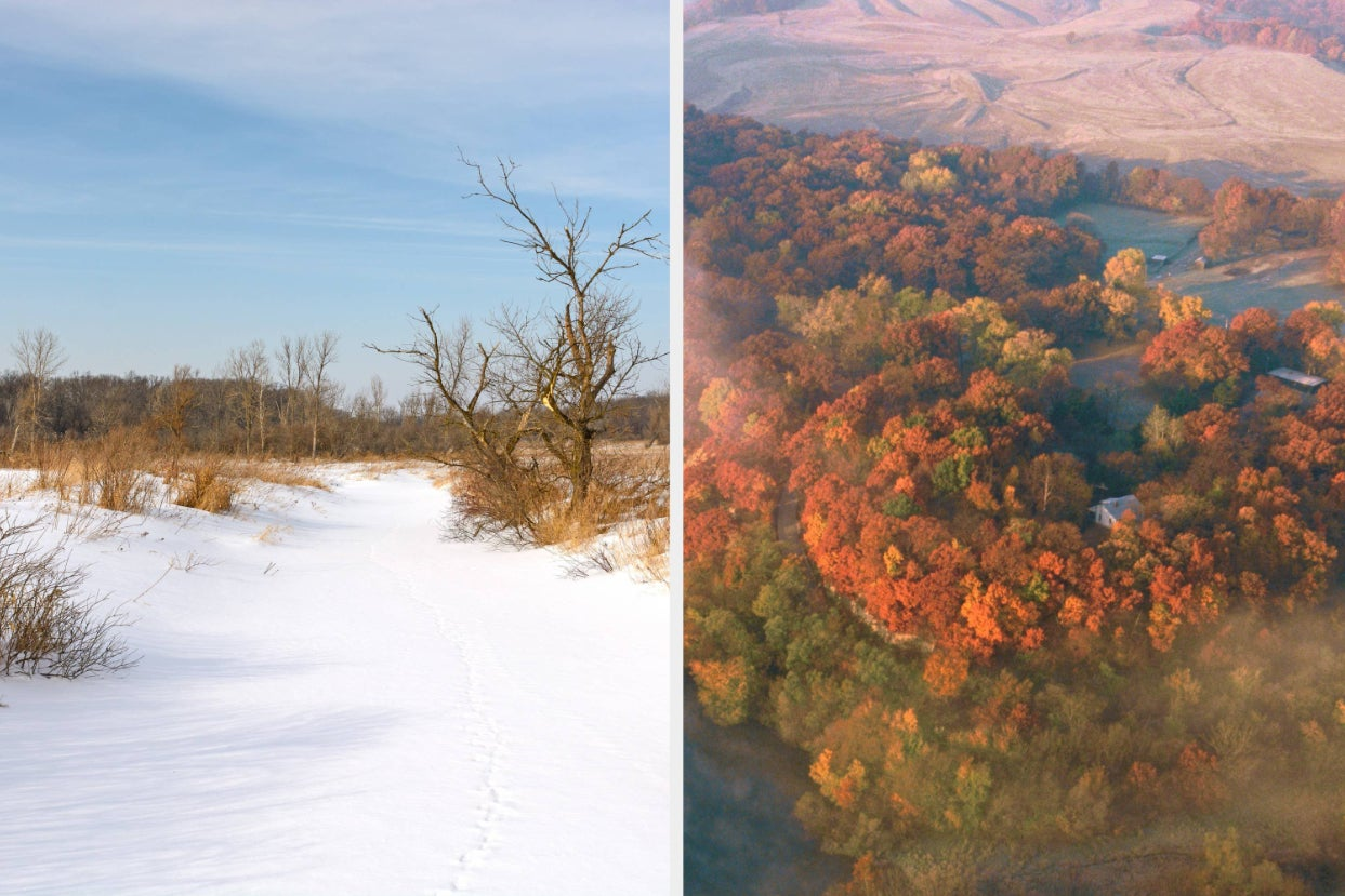 21 Of The Very Best Hiking Trails, State Parks, And Outdoor Adventures In Illinois
