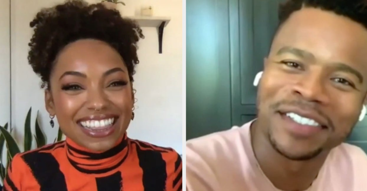 """Picture - The """"Dear White People"""" Cast Played Who's Who And It's Clear Their Friendship Runs Deep Off-Screen"""