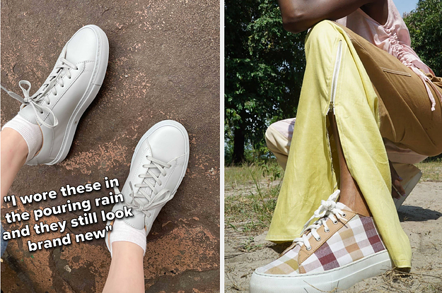 24 Sneakers You Won't Stop Wearing Until You've Worn Out The Soles