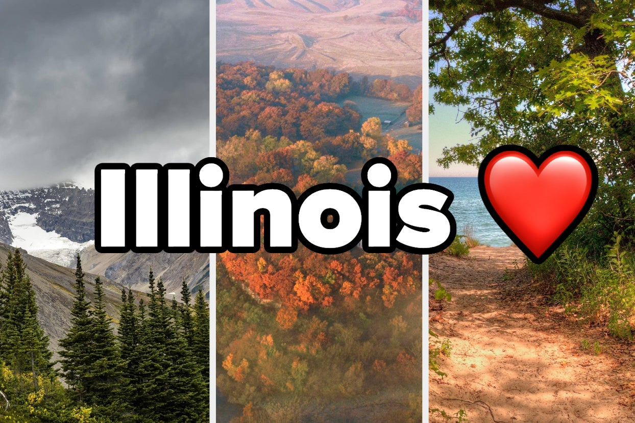 21 Must-Visit Hiking Spots In Illinois For Your Outdoor Bucket List This Fall